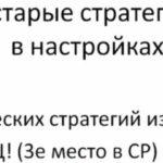 «Новые» старые стратегии показов в настройках кампаний Яндекс Директ